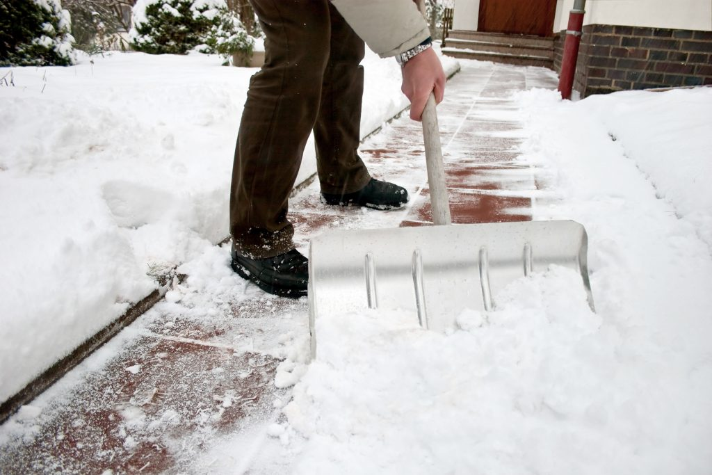 Snow & Ice Removal & Prevention