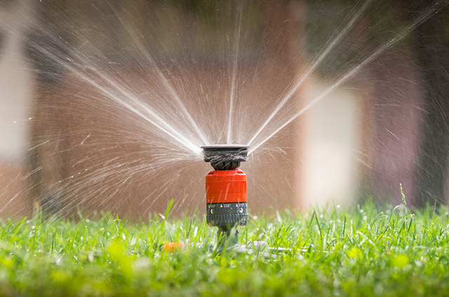 lawn sprinkler maintenance tips