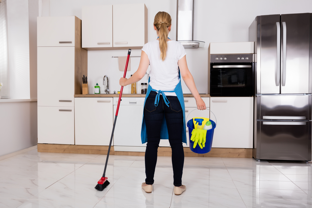 spring cleaning for home appliances